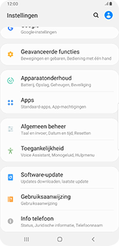Samsung galaxy-note-9-sm-n960f-android-pie - Software updaten - Update installeren - Stap 4