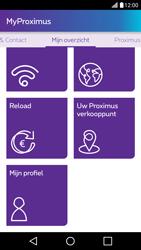LG K10 4G K420 - Applicaties - MyProximus - Stap 21