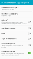 Samsung Galaxy S6 Edge - Photos, vidéos, musique - Créer une vidéo - Étape 8
