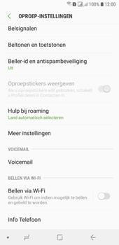Samsung Galaxy A6 - Bellen - bellen via wifi (VoWifi) - Stap 6