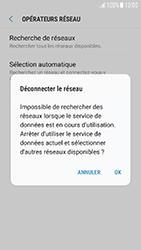 Samsung Galaxy J3 (2017) - Réseau - Sélection manuelle du réseau - Étape 8