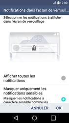LG K4 - Sécuriser votre mobile - Activer le code de verrouillage - Étape 12