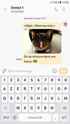 Samsung Galaxy J3 (2017) - MMS - envoi d'images - Étape 19