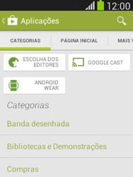 Samsung Galaxy Pocket Neo - Aplicações - Como pesquisar e instalar aplicações -  6