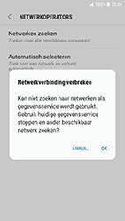 Samsung G930 Galaxy S7 - Android Nougat - Netwerk - Handmatig een netwerk selecteren - Stap 8