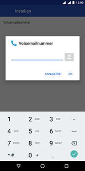Nokia 7 Plus Dual-SIM (TA-1046) - Voicemail - Handmatig instellen - Stap 11