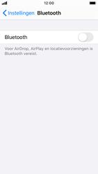 Apple iphone-se-met-ios-13-model-a1723 - Bluetooth - Aanzetten - Stap 3