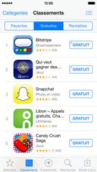 Apple iPhone 5c - Applications - Télécharger une application - Étape 8