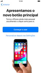 Apple iPhone 6s - iOS 12 - Primeiros passos - Como ligar o telemóvel pela primeira vez -  28