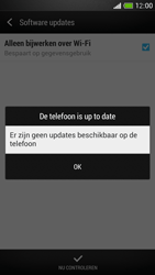 HTC One Mini - Software updaten - Update installeren - Stap 6