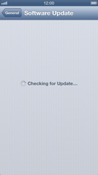 Apple iPhone 5 - Device - Software update - Step 6