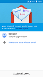 ZTE Blade V8 - E-mail - Configuration manuelle (gmail) - Étape 14