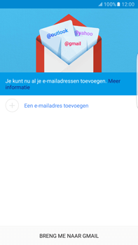 Samsung Samsung Galaxy S6 Edge+ - Android M - E-mail - e-mail instellen (gmail) - Stap 6