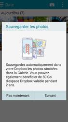 Samsung Galaxy A3 (A300FU) - Photos, vidéos, musique - Envoyer une photo via Bluetooth - Étape 4