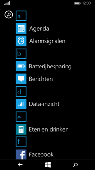Microsoft Lumia 640 XL - MMS - Afbeeldingen verzenden - Stap 2