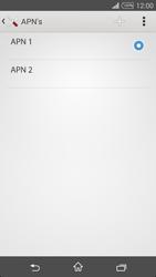 Sony D5103 Xperia T3 - MMS - handmatig instellen - Stap 16
