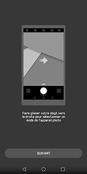 Huawei Mate 10 Pro - Photos, vidéos, musique - Créer une vidéo - Étape 3