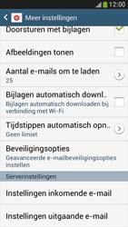 Samsung I9195 Galaxy S IV Mini LTE - E-mail - Instellingen KPNMail controleren - Stap 16
