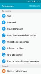 Samsung J500F Galaxy J5 - Internet - Configuration manuelle - Étape 4
