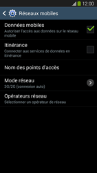 Samsung Galaxy Grand 2 4G - Internet et connexion - Activer la 4G - Étape 6