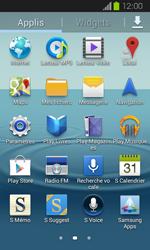 Samsung Galaxy Express - Internet et connexion - Activer la 4G - Étape 3