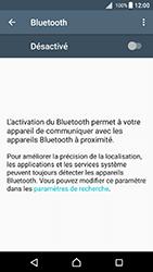 Sony Xperia X - Android Nougat - WiFi et Bluetooth - Jumeler votre téléphone avec un accessoire bluetooth - Étape 5
