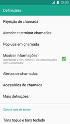 Samsung Galaxy S5 - Chamadas - Como bloquear chamadas de um número -  5