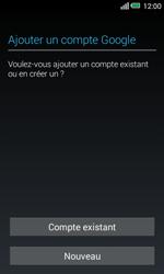 Alcatel OT-5050X Pop S3 - Premiers pas - Créer un compte - Étape 9