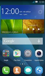 Huawei Y3 - Device maintenance - Retour aux réglages usine - Étape 3
