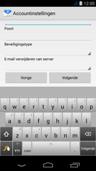 Acer Liquid Jade S - E-mail - Account instellen (POP3 met SMTP-verificatie) - Stap 9