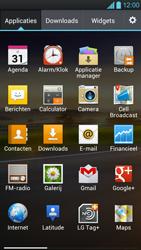 LG P880 Optimus 4X HD - Internet - hoe te internetten - Stap 2