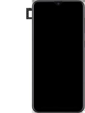 Samsung Galaxy A20 - Primeiros passos - Como inserir o chip da Nextel no seu celular - Etapa 6