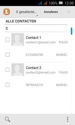 Huawei Y3 - MMS - Afbeeldingen verzenden - Stap 4