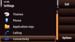 Nokia N97 Mini - Internet - Manual configuration - Step 4