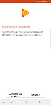 Samsung Galaxy Note 8 - Photos, vidéos, musique - Ecouter de la musique - Étape 4