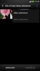 HTC Desire 601 - Contacten en data - Foto