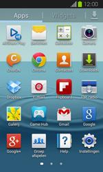 Samsung I8730 Galaxy Express - SMS - Handmatig instellen - Stap 3