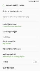 Samsung Galaxy J5 (2017) (J530F) - Voicemail - Handmatig instellen - Stap 6