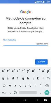 Alcatel 3L - Applications - Créer un compte - Étape 11