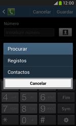 Samsung Galaxy Trend Plus - Chamadas - Como bloquear chamadas de um número -  10