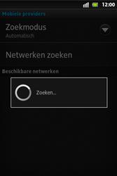 Sony ST27i Xperia Go - Netwerk - gebruik in het buitenland - Stap 10