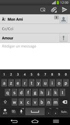 LG D955 G Flex - E-mail - envoyer un e-mail - Étape 8