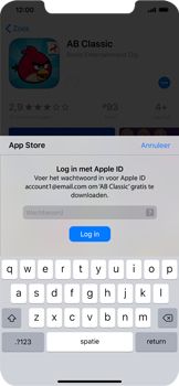 Apple iPhone XR - Applicaties - Download apps - Stap 15