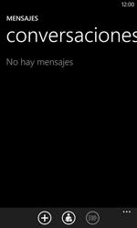 Nokia Lumia 520 - Mensajería - Escribir y enviar un mensaje multimedia - Paso 4