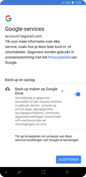 Samsung Galaxy Note9 - E-mail - e-mail instellen (gmail) - Stap 12