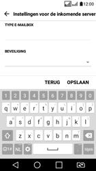 LG K4 (2017) (LG-M160) - E-mail - Instellingen KPNMail controleren - Stap 15