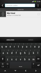 HTC One Max - MMS - afbeeldingen verzenden - Stap 4