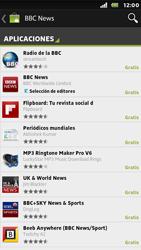 Sony Xperia U - Aplicaciones - Descargar aplicaciones - Paso 17