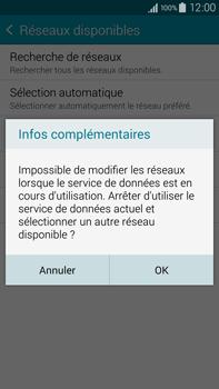 Samsung N910F Galaxy Note 4 - Réseau - utilisation à l'étranger - Étape 13