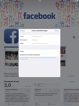 Apple Apple iPad Pro 12.9 - iOS 11 - Applications - Télécharger des applications - Étape 7